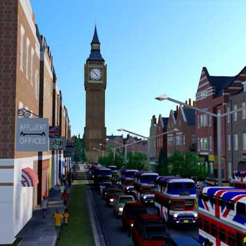 SimCity - London Key kaufen - Preisvergleich