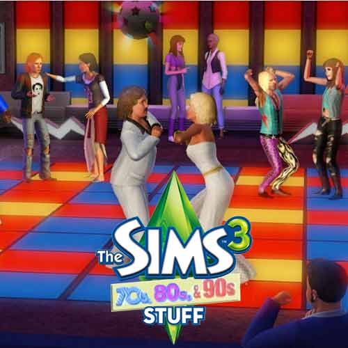Kaufen Sims 3 70's, 80's, 90's Kit CD KEY Preisvergleich