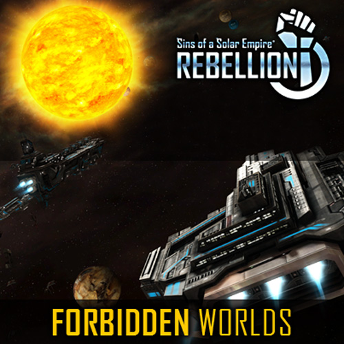 Sins of a Solar Empire Rebellion Forbidden Worlds