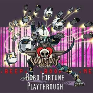 Skullgirls Robo-Fortune