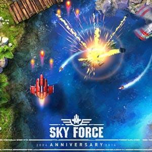 Sky Force Anniversary Key Kaufen Preisvergleich