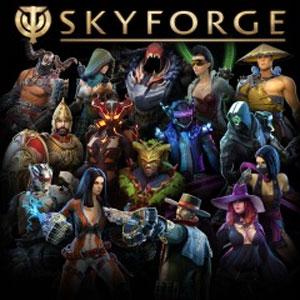 Skyforge Class Bundle