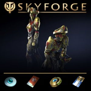 Skyforge New Horizons Collector's Pack