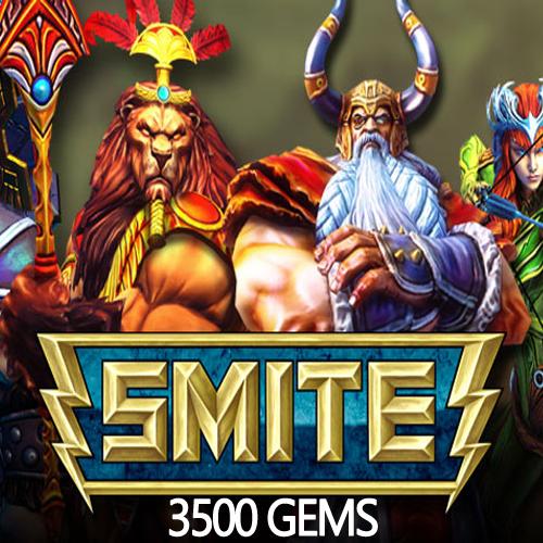 SMITE 3500 Gems Gamecard Code Kaufen Preisvergleich