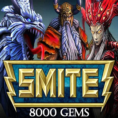 SMITE 8000 Gems Gamecard Code Kaufen Preisvergleich