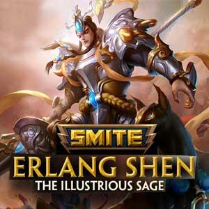 SMITE Erlang Shen and Erlang Shen Illustrious Skin Key Kaufen Preisvergleich