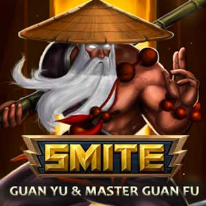 SMITE Guan Yu and Master Guan Fu Skin