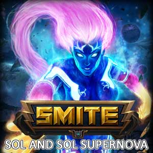 SMITE Sol and Sol Supernova Skin Xbox One Code Kaufen Preisvergleich