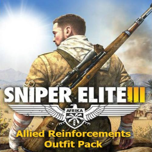 Sniper Elite 3 Allied Reinforcements Outfit Pack Key Kaufen Preisvergleich