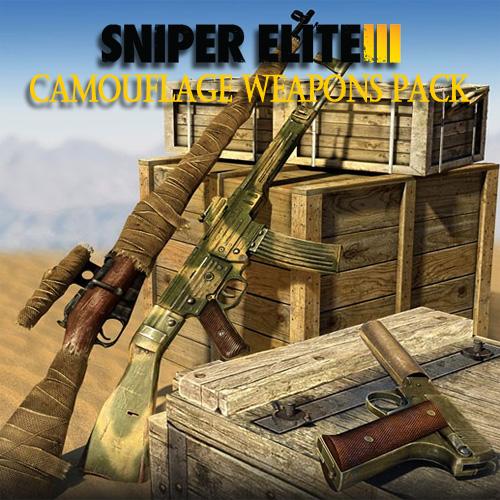 Sniper Elite 3 Camouflage Weapons Pack Key Kaufen Preisvergleich