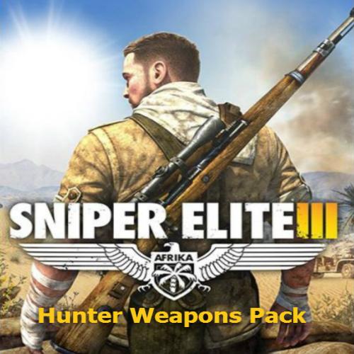 Sniper Elite 3 Hunter Weapons Pack Key Kaufen Preisvergleich