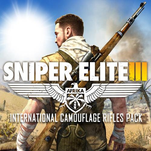 Sniper Elite 3 International Camouflage Rifles Pack Key Kaufen Preisvergleich