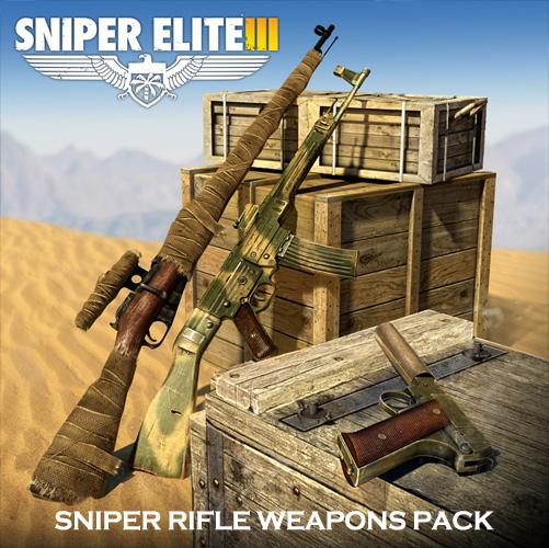 Sniper Elite 3 Sniper Rifle Weapons Pack Key Kaufen Preisvergleich