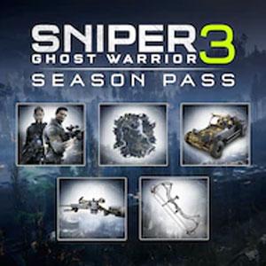 Sniper Ghost Warrior 3 Season Pass