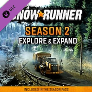 SnowRunner Season 2 Explore and Expand