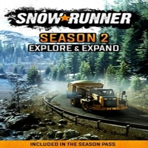 Kaufe SnowRunner Season 2 Explore & Expand PS4 Preisvergleich