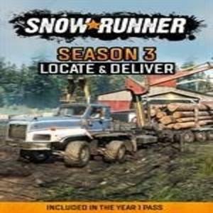Kaufe SnowRunner Season 3 Locate and Deliver Xbox Series Preisvergleich