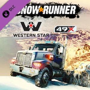 Kaufe SnowRunner Western Star 49X Nintendo Switch Preisvergleich
