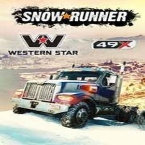 Kaufe SnowRunner Western Star 49X Xbox Series Preisvergleich