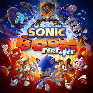 Sonic Boom Fire and Ice Nintendo 3DS Download Code im Preisvergleich kaufen