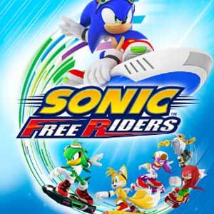 Sonic Free Riders Xbox 360 Code Kaufen Preisvergleich