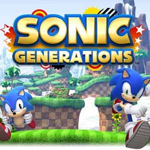 Sonic Generations PS3 Code Kaufen Preisvergleich