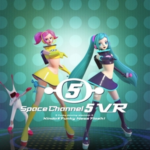 Space Channel 5 Space 39 miku Pack