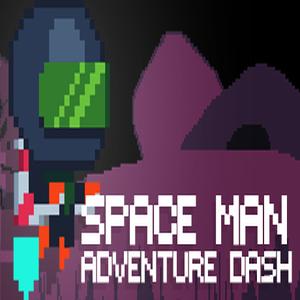Space Man Adventure Dash