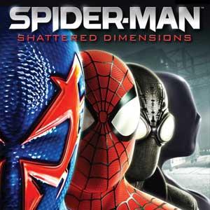 Spider-Man Shattered Dimensions PS3 Code Kaufen Preisvergleich