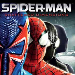 Spiderman Shattered Dimensions