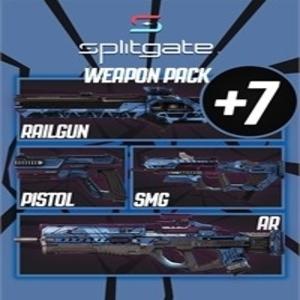 Splitgate Starter Weapon Pack Key kaufen Preisvergleich