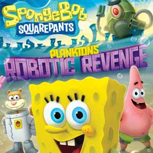 SpongeBob SquarePants Plankton Fiese Robo Revenge Xbox 360 Code Kaufen Preisvergleich
