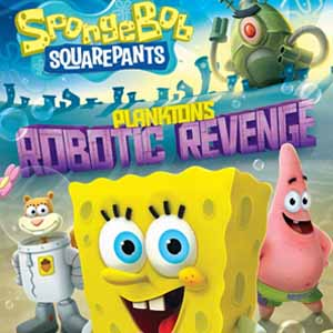 SpongeBob SquarePants Planktons Robotic Revenge Nintendo 3DS Download Code im Preisvergleich kaufen