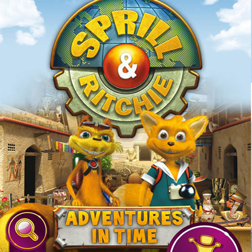 Sprill and Rithchies Adventures In Time Key Kaufen Preisvergleich