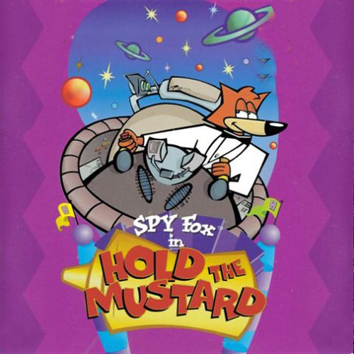 Spy Fox in Hold the Mustard