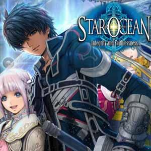 Star Ocean Integrity and Faithlessness PS4 Code Kaufen Preisvergleich