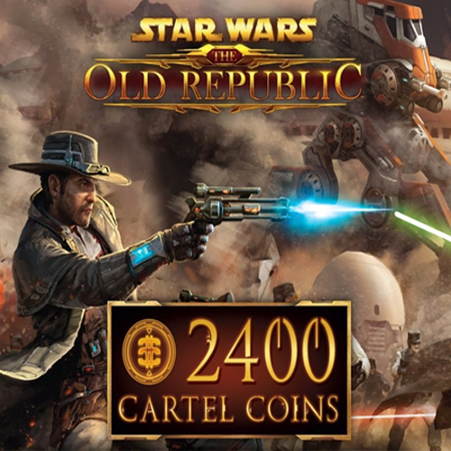 Star Wars The Old Republic 2400 Cartel Coins Gamecard Code Kaufen Preisvergleich