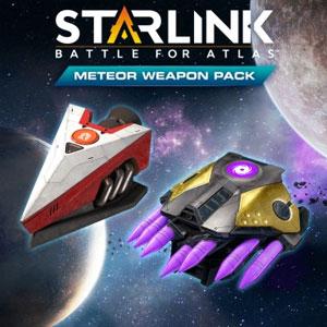 Kaufe Starlink Battle for Atlas Meteor Weapon Pack PS4 Preisvergleich