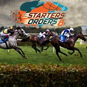 Starters Orders 6 Horse Racing Key Kaufen Preisvergleich