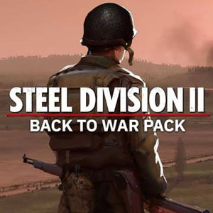 Steel Division 2 Back To War Pack