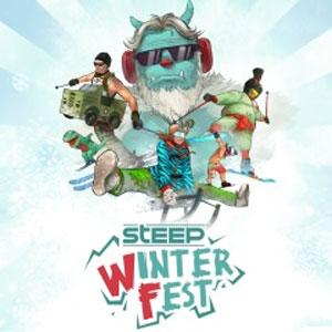 Kaufe STEEP Winterfest Pack PS4 Preisvergleich
