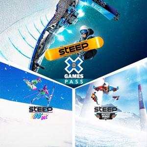Kaufe STEEP X Games Pass PS4 Preisvergleich