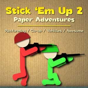 Stick Em Up 2 Paper Adventures Key Kaufen Preisvergleich