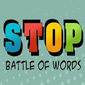 Stop Online Battle of Words Key Kaufen Preisvergleich