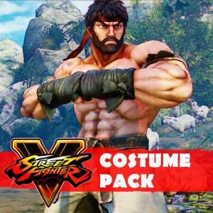 Street Fighter 5 Costume Pack PS4 Code Kaufen Preisvergleich