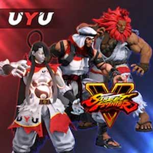 Street Fighter 5 SFL2020 UYU Costumes Bundle