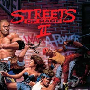 Streets of Rage 2 Key Kaufen Preisvergleich