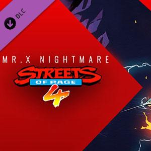 Streets Of Rage 4 Mr. X Nightmare Key kaufen Preisvergleich