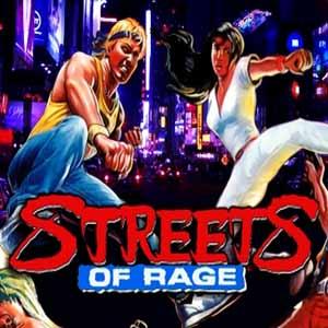 Streets of Rage Key Kaufen Preisvergleich