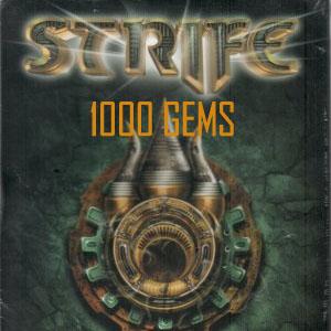 Strife 1000 Gems Gamecard Code Kaufen Preisvergleich